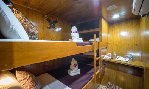 Sawasdee Fasai Budget Twin Bed Cabin