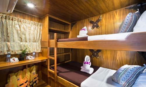 Sawasdee Fasai Deluxe Twin Bed Cabin