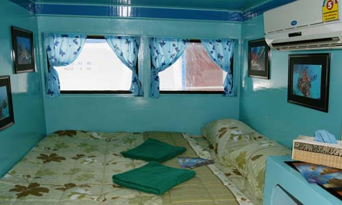 Similan Explorer Double Bed Cabin