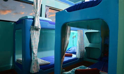 Similan Explorer Quad Twin Bed Cabin