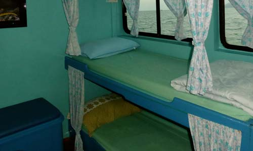 Similan Explorer Twin Bed Cabin